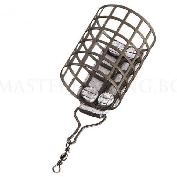 Cage feeder - cylindrical