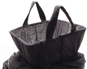 "Живарник MIDDY Big Gob Black 22""x18""x10' Carp-Sack"