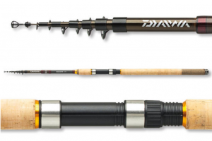 Telescopic coarse rod Daiwa PROCASTER TELE