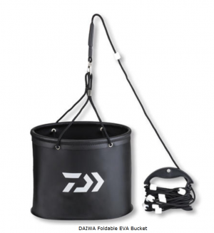 DAIWA Foldable EVA Bucket L