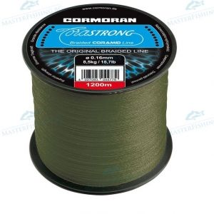 Braided line Corastrong Green 1200m