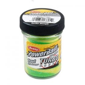 Berkley Dough - Spring Green / Yellow